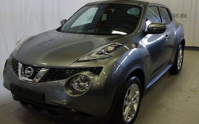 S ld nissan juke 1 2 dig t n conne begagnad 2016 0 mil for Nissan juke lila