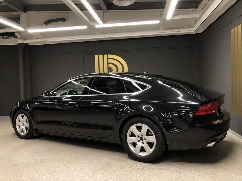 begagnad 2011 audi a7 sportback 3 0 benzin 300 hk 229 000 kr 132 45 saltsj boo autouncle. Black Bedroom Furniture Sets. Home Design Ideas
