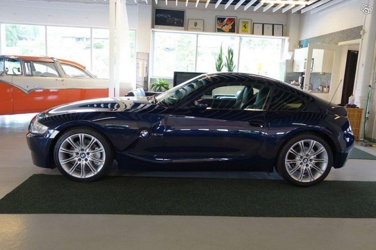 S 229 Ld Bmw Z4 3 0 Si Coupe 06 Begagnad 2006 7 697 Mil I