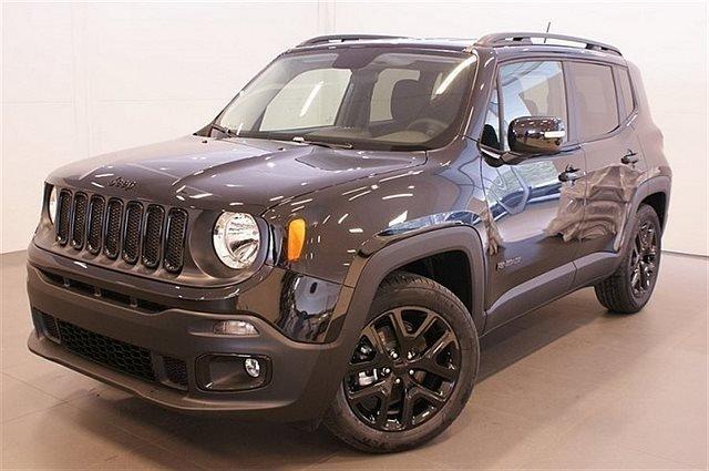 begagnad Jeep Renegade Dawn of Justice1.6 E-Torq 110hk MT5
