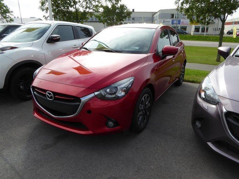 begagnad Mazda 2 1.5 115hk, 6 man Optimum