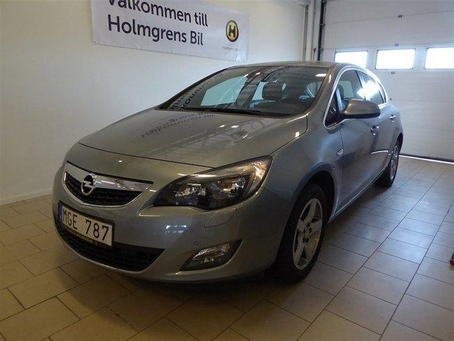 begagnad Opel Astra 1.4 Turbo Ecotec -12