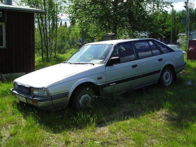 mazda 626 glx 1985