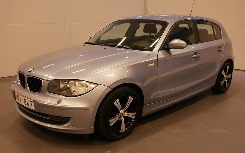 begagnad BMW 118 d 5dr