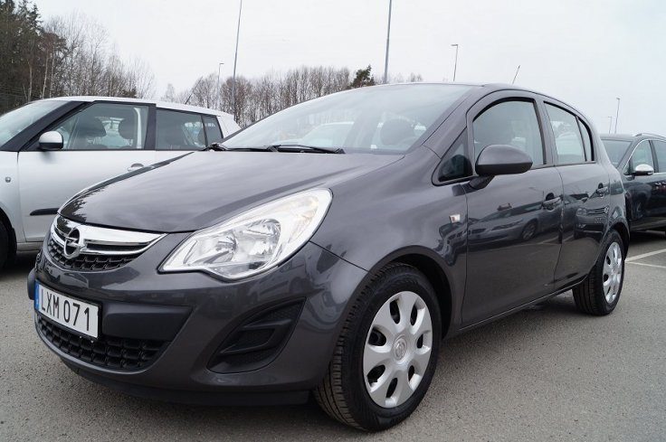 s ld opel corsa 1 4 twinport 1 ga begagnad 2011 mil i j rf lla. Black Bedroom Furniture Sets. Home Design Ideas