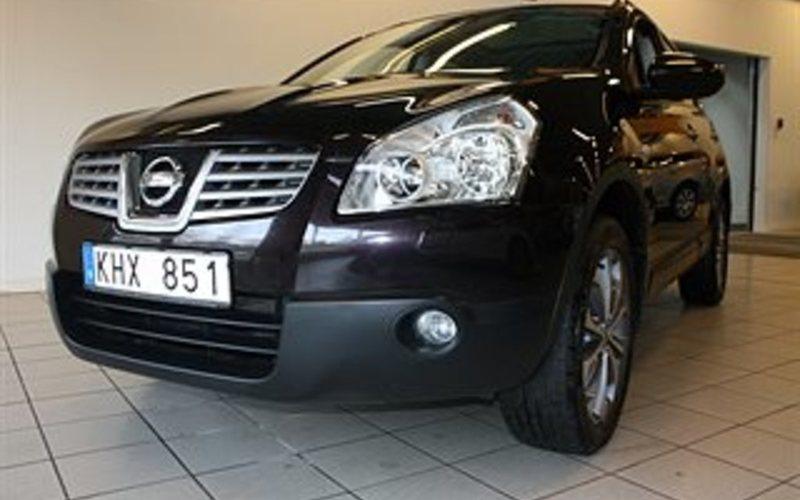 begagnad Nissan Qashqai 2.0 bensin Acenta