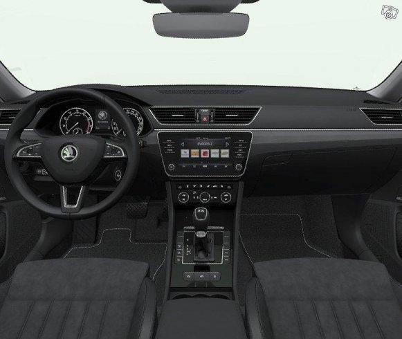 Skoda Superb 1.5 Benzin 150 HK (2019)
