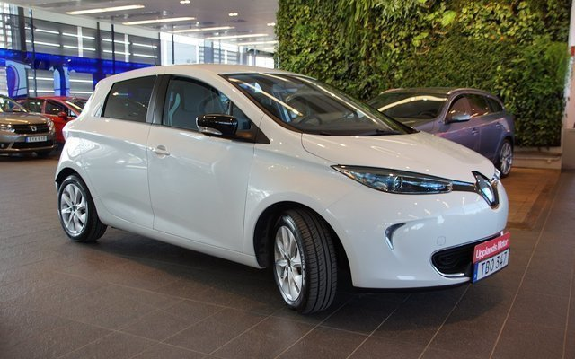 s ld renault zoe intens a ii br begagnad 2015 823 mil i arlandastad. Black Bedroom Furniture Sets. Home Design Ideas