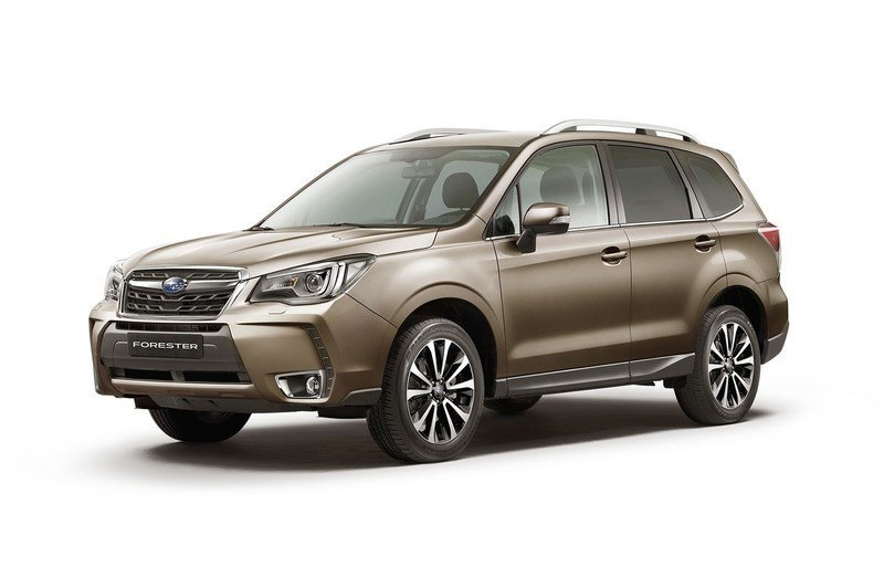 begagnad Subaru Forester 2.0D XS CVT