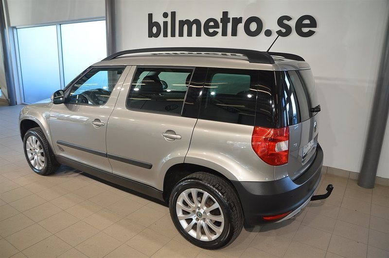 s ld skoda yeti tdi 110 experience begagnad 2011 mil i g vleborg. Black Bedroom Furniture Sets. Home Design Ideas