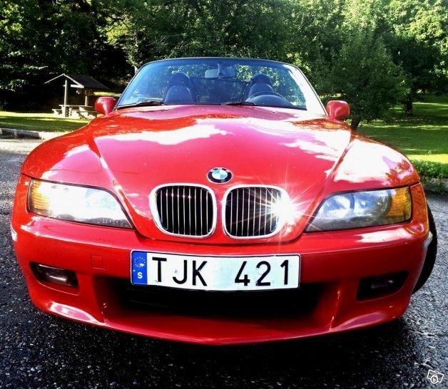 Bmw Z3 2 8 L: Såld BMW Z3 Roadster 2.8 El-cab -97, Begagnad 1997, 15.249
