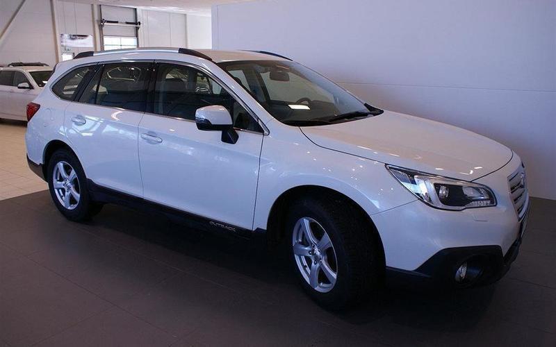 begagnad Subaru Outback 2.0 D RIDGE