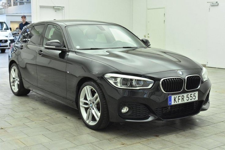 s ld bmw 116 d 5dr 116hk m sport begagnad 2016 mil i t by. Black Bedroom Furniture Sets. Home Design Ideas