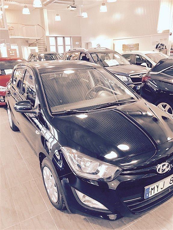 begagnad Hyundai i20 1.2 (85hk)
