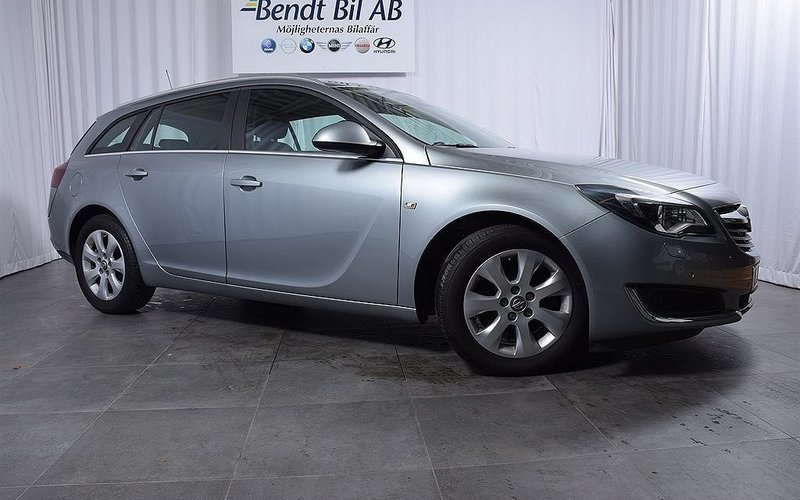 begagnad Opel Insignia Sports Tourer 2,0 CDTI (140 hk) /Miljöbil