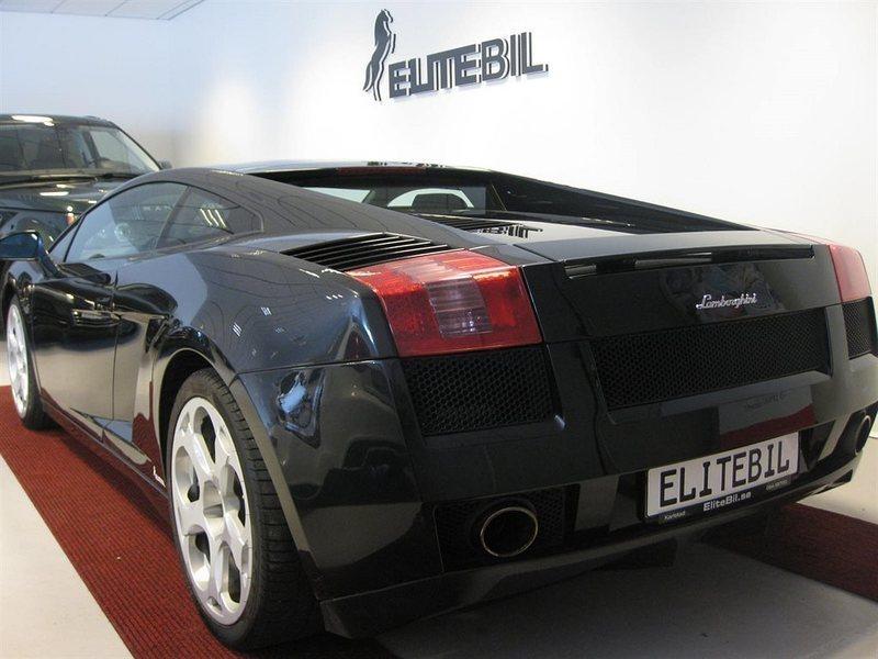 Sald Lamborghini Gallardo E Gear C Begagnad 2004 6 200 Mil I Karlstad
