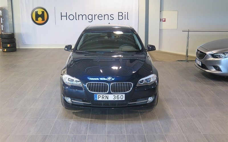 begagnad BMW 525 d xDrive Sedan, F10 (218hk) Comfort Edition