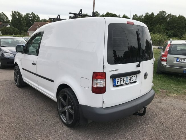 vw caddy fälgar
