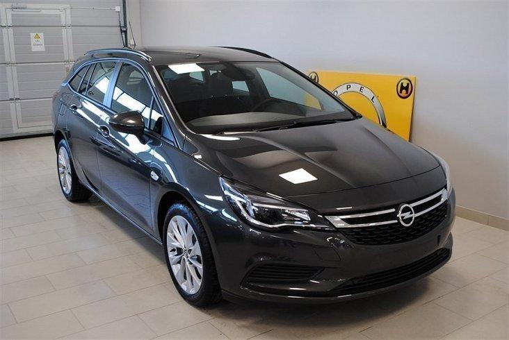 begagnad Opel Astra Enjoy ST 1.4 Turbo 125hk