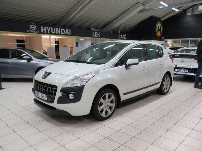 begagnad Peugeot 3008 ACTIVE 1,6 HDi