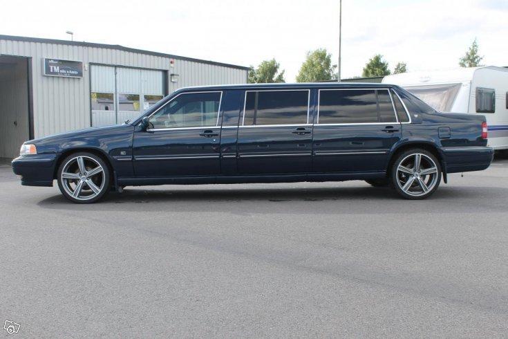 s ld volvo 960 limousine 96 begagnad 1996 mil i esl v. Black Bedroom Furniture Sets. Home Design Ideas