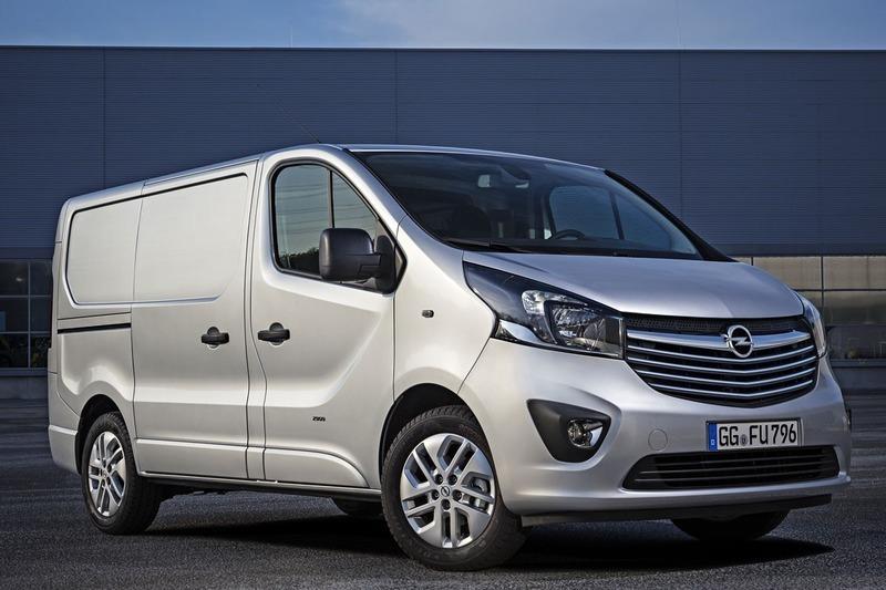 begagnad Opel Vivaro L1H1 1.6 CDTI, 85 kW (115 Hp) (MT6) Launch