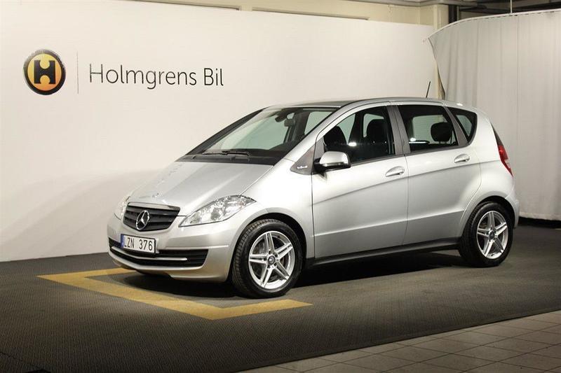 begagnad Mercedes A160 CDI 5dr BlueEfficiency