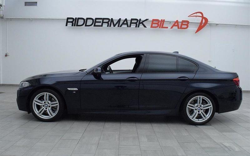 begagnad BMW 520 xDrive* Sedan 190hk M-SPORT / AUT