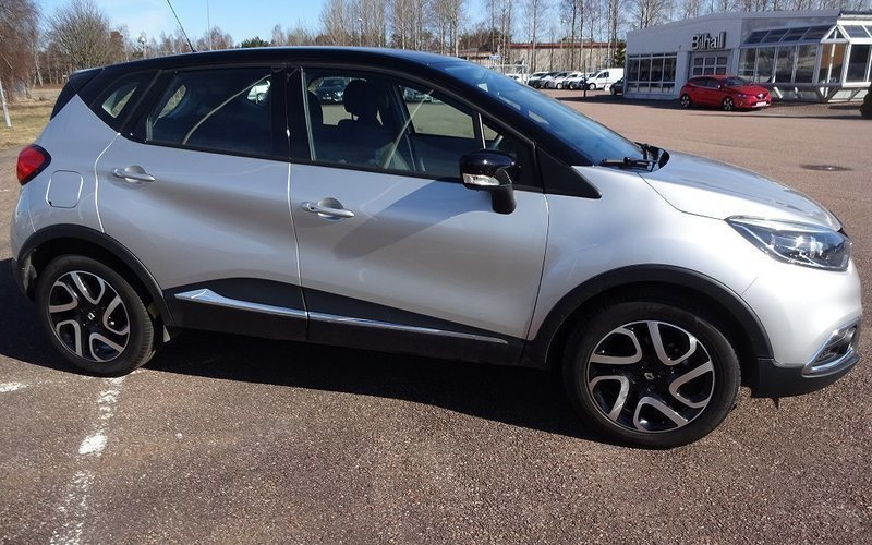 begagnad tce 120 edc dynamique a 5 d renault captur 2014 km i uppsala. Black Bedroom Furniture Sets. Home Design Ideas