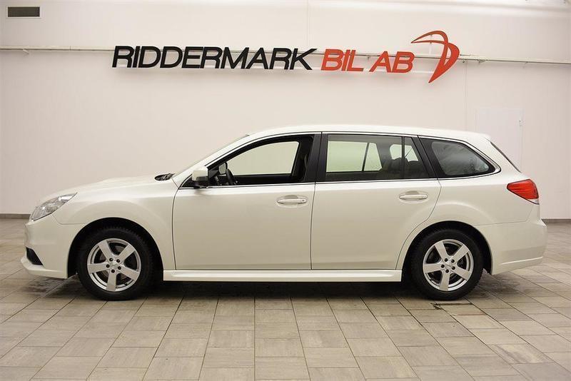 begagnad Subaru Legacy 2.0D 173hk AWD* 4927MIL / SKINN
