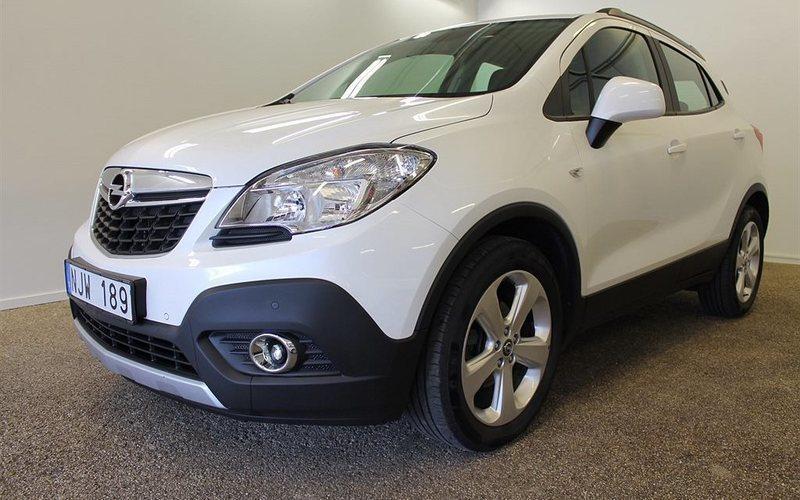begagnad Opel Mokka 5D 1.6 115hk Enjoy