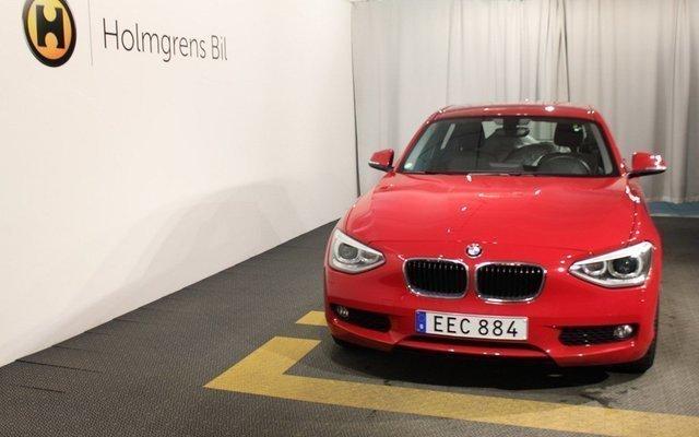 begagnad BMW 116 i 5d