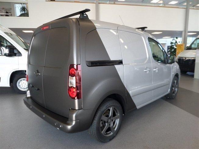 begagnad Peugeot Partner skåp L1H1 BlueHDI 75