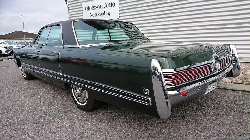 S 229 Ld Chrysler Imperial Crown Sedan Begagnad 1968 13 756