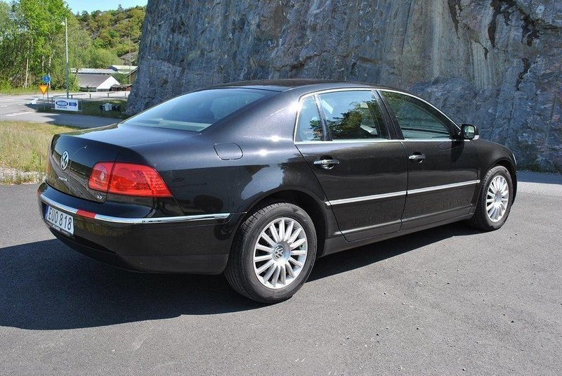 vw phaeton 3 0 diesel 139 hk 2007 bohus autouncle. Black Bedroom Furniture Sets. Home Design Ideas