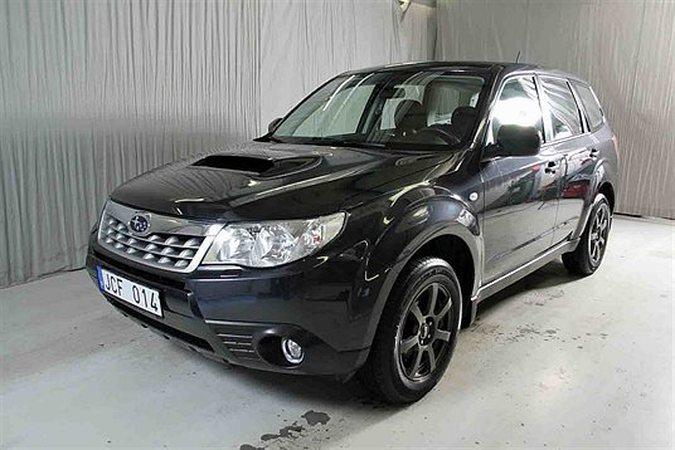 begagnad Subaru Forester 2,0D X