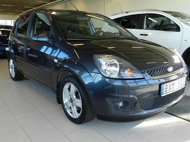 gebraucht Ford Fiesta 1.4 5dr (80hk)