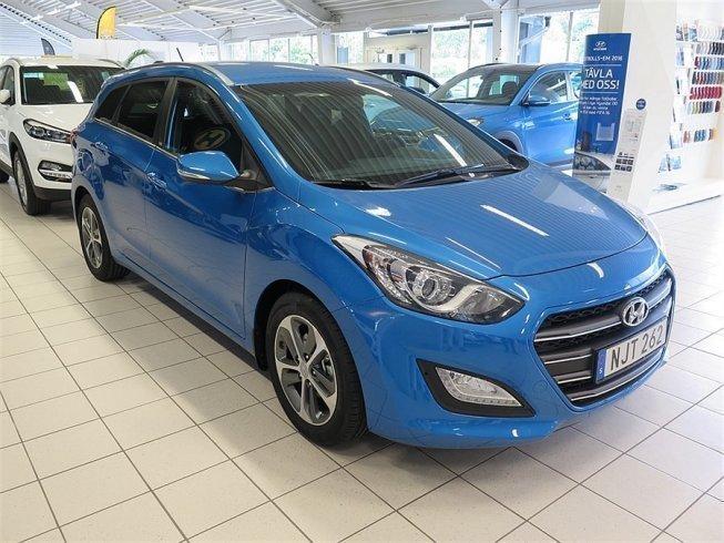begagnad Hyundai i30 Ki 1.6 M6 GO Edition