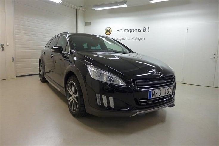 gebraucht Peugeot 508 Hybrid4 (163hk)