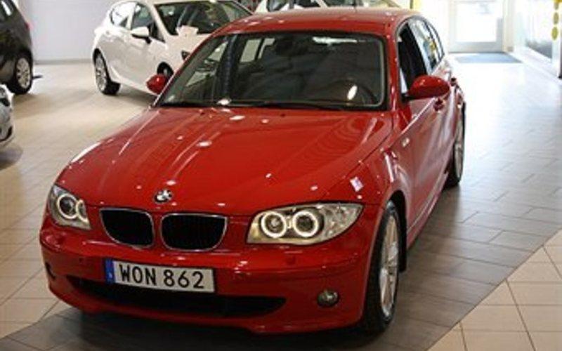 begagnad BMW 120 iA 5d