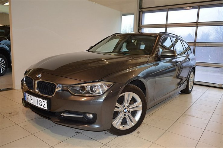begagnad BMW 318 d Touring, F31 (143hk) Kombi
