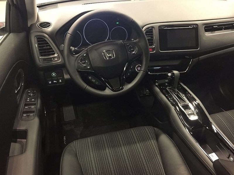 s ld honda hr v 1 5 executive auto begagnad 2016 1 mil i kungsbacka. Black Bedroom Furniture Sets. Home Design Ideas