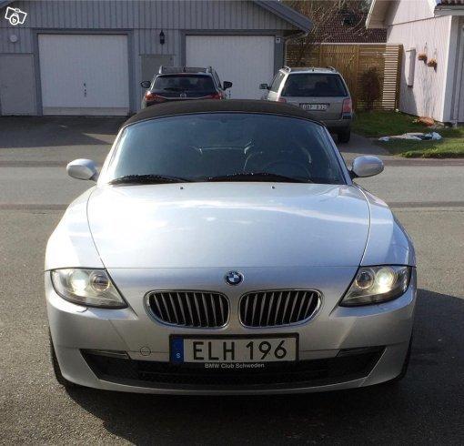 Bmw Z4 06: Köp Begagnade BMW Z4 För Det