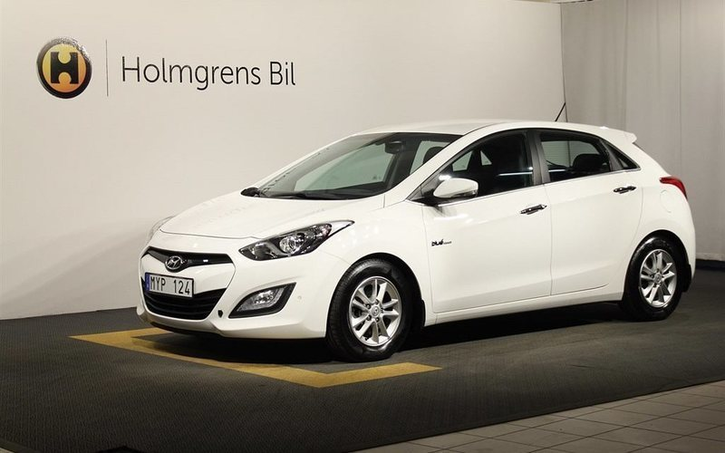 gebraucht Hyundai i30 5d 1.6 M6 Premium