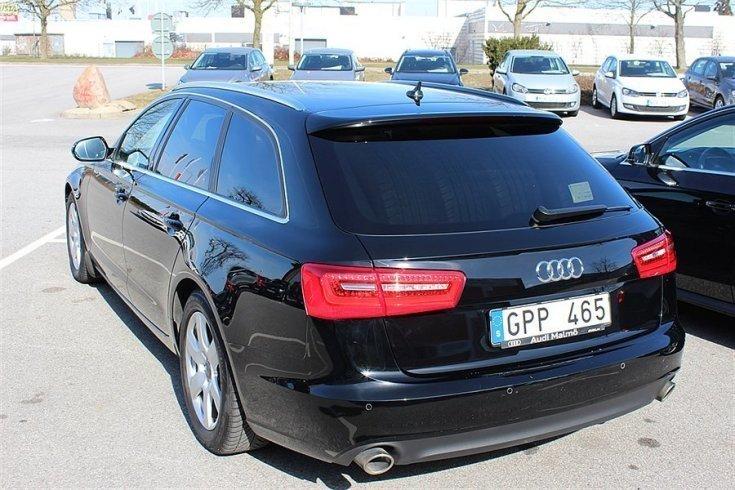 S 229 Ld Audi A6 Av 3 0 Tdi 204 Hk Q S Begagnad 2013 10 591 Mil I Sk 229 Ne