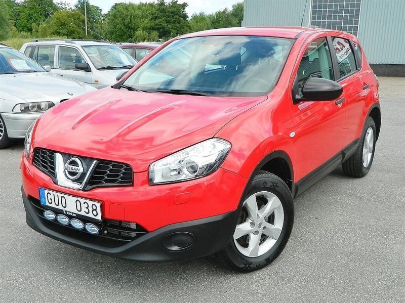 s ld nissan qashqai 2 0 dci 4x4 1 begagnad 2011 mil i fj r s. Black Bedroom Furniture Sets. Home Design Ideas