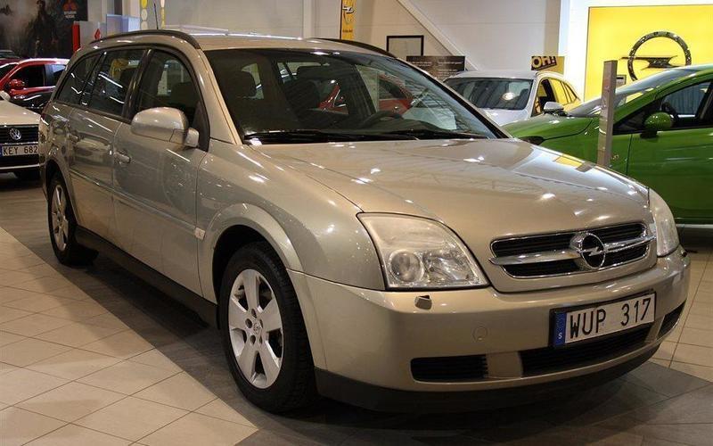 begagnad Opel Vectra Ko 2.2 Comfort