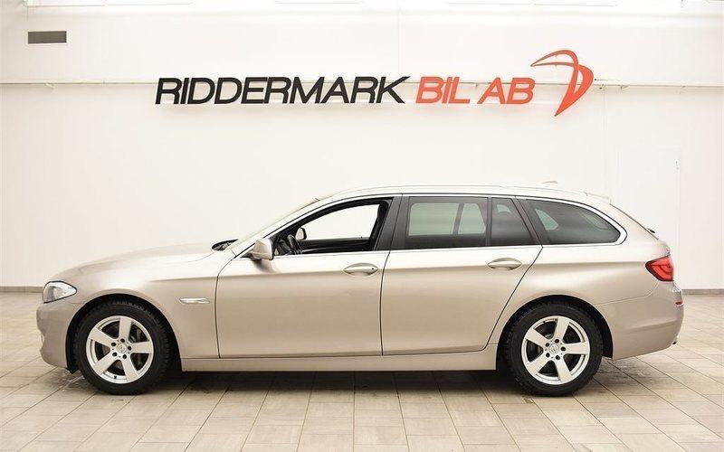 BMW 525 d xDrive Touring AUT SKINN 2013, Kombi 244 800 kr