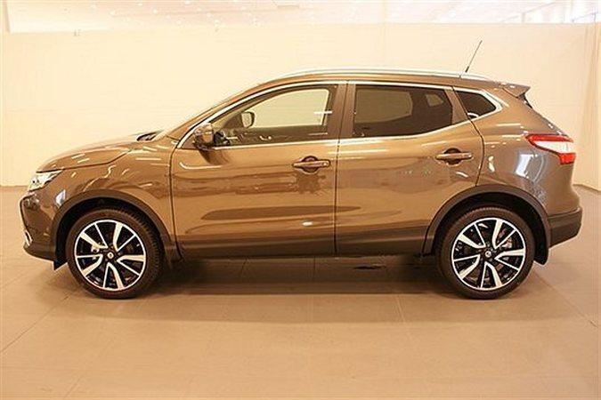 begagnad Nissan Qashqai dCi 110 N-Tec Business+ SUV