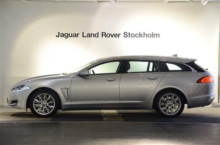 s ld jaguar xf sportbrake kombi begagnad 2013 4 410 mil. Black Bedroom Furniture Sets. Home Design Ideas